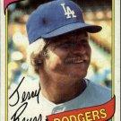 1980 Topps 318 Jerry Reuss