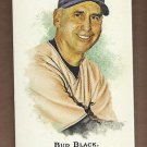 2007 Topps Allen and Ginter Mini Black No Number 252 Bud Black