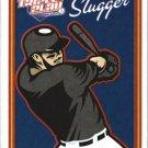 2012 Panini Triple Play Stickers 11 Slugger
