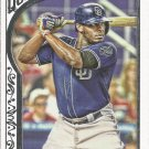 2015 Topps Gypsy Queen Framed White 88 Justin Upton
