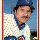 1981 Topps 718 Larry Biittner
