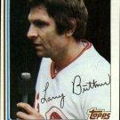 1982 Topps 159 Larry Biittner