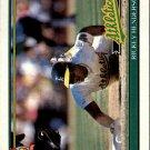 1991 Topps 670 Rickey Henderson