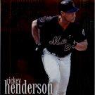 2000 Topps 234 Rickey Henderson 20CB