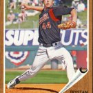 2011 Topps Heritage Minors 72 Trystan Magnuson