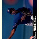 1997 Collector's Choice 162 Pedro Martinez