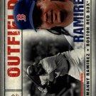 2008 SP Legendary Cuts 6 Manny Ramirez
