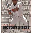 2001 Upper Deck Victory 634 Manny Ramirez VB