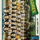 1980 Topps 356 San Diego Padres CL/Jerry Coleman MG