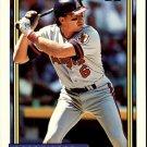 1992 Topps 652 Bobby Rose