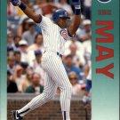 1992 Fleer 387 Derrick May