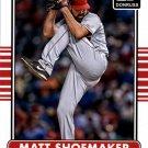 2015 Donruss 102 Matt Shoemaker