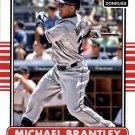 2015 Donruss 77 Michael Brantley