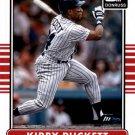 2015 Donruss 187A Kirby Puckett