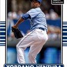 2015 Donruss 98 Yordano Ventura
