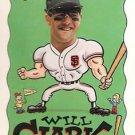 1992 Topps Kids 58 Will Clark