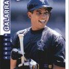 1998 Score 19 Andres Galarraga