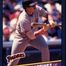 1986 Donruss 324 Carmelo Martinez