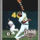2000 Topps Opening Day 91 Miguel Tejada