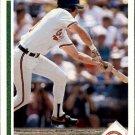 1991 Upper Deck 437 Chuck Finley