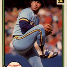 1982 Donruss 330 Mike Caldwell