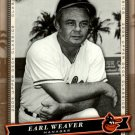 2005 Upper Deck Classics 28 Earl Weaver