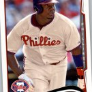 2014 Topps 105 Ryan Howard