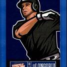 2013 Triple Play Stickers Blue 16 Evan Longoria