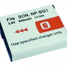 945mAh Replacement  Camera BATTERY for  SONY NP-BG1 NP-FG1