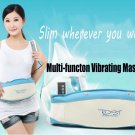 5 TIMES VIBRATION SLIMMING MASSAGE MASSAGER SLENDER TONE ABS, ARM WAIST BUTT, BELTS WEIGHT LOSS BELT