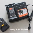 Replacement Power tool battery charger for Makita BL1830 Bl1430 DC18RC DC18RA