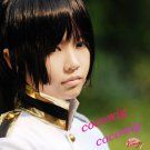 APH Axis Powers Hetalia JAPAN Honda Kiku Short Black Cosplay Wig