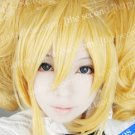 Black Butler Kuroshitsuji Elizabeth Cosplay Wig Blonde Party Hair Full Wig