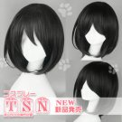 Another Mei Misaki Cosplay Wig Costume black fasion party coser hair wig