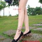 Woman  Fashion Sexy Tattoo rabbit  print Pantyhose & Tights Leggings  Stocking