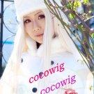 New Fate/Zero Irisviel Von Einzbern Long Straight Cosplay Costume Wig