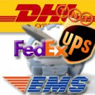DHL/EMS/FEDEX/UPS express shipping fee