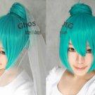 Vocaloid Hatsune Zatsune Miku green Cosplay Wig