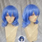 KIICHI Short blue Cosplay wig Costume  Free shipping