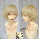 Sunburst Project kano flax golden cos wig