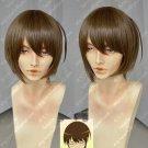 The world God only knows  Katsuragi Katsurama  Brown cos wig
