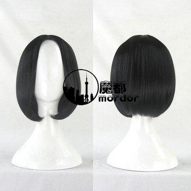 NANA Oosaki Nana black Cosplay wig+free shipping+Free Wig Cap