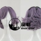 IB Garry purple Cosplay wig+free shipping+Free Wig Cap