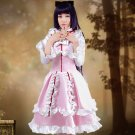Oreimo Kuroneko Gokou Ruri anime cosplay Lolita costume dress