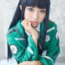 The irregular at magic high school Shiba Miyuki black 100cm Cosplay wig + free shipping+Wig Cap