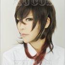 Furari no ken Touken Ranbu Online Ookurikara mix color cosplay wig+free shipping+Free Wig Cap