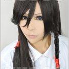 Furari no ken Touken Ranbu Online Izuminokamikanesada long 120cm anime cosplay wig+free shipping
