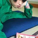Osomatsu-kun Choromatsu Matsuno short black anime cosplay wig+free shipping