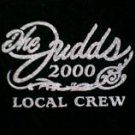 The Judds 2000 local crew concert tour shirt size xl new