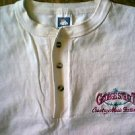 George Strait embroidered Country Music Festival concert tour shirt size large